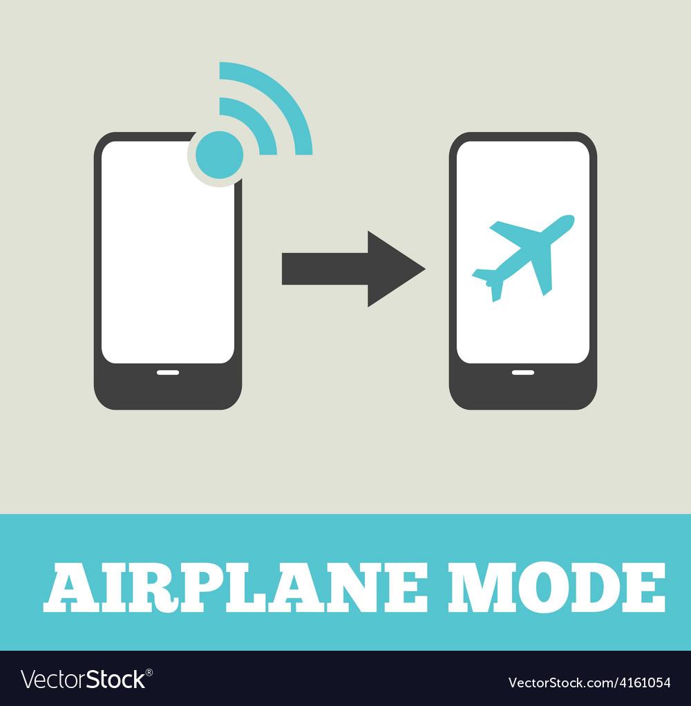 Avion plane mode2 resize vector | Price: 1 Credit (USD $1)
