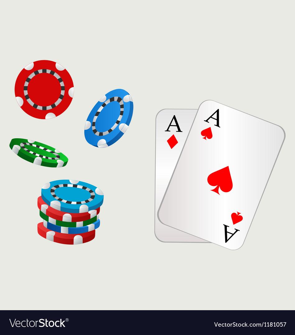Gambling vector | Price: 1 Credit (USD $1)
