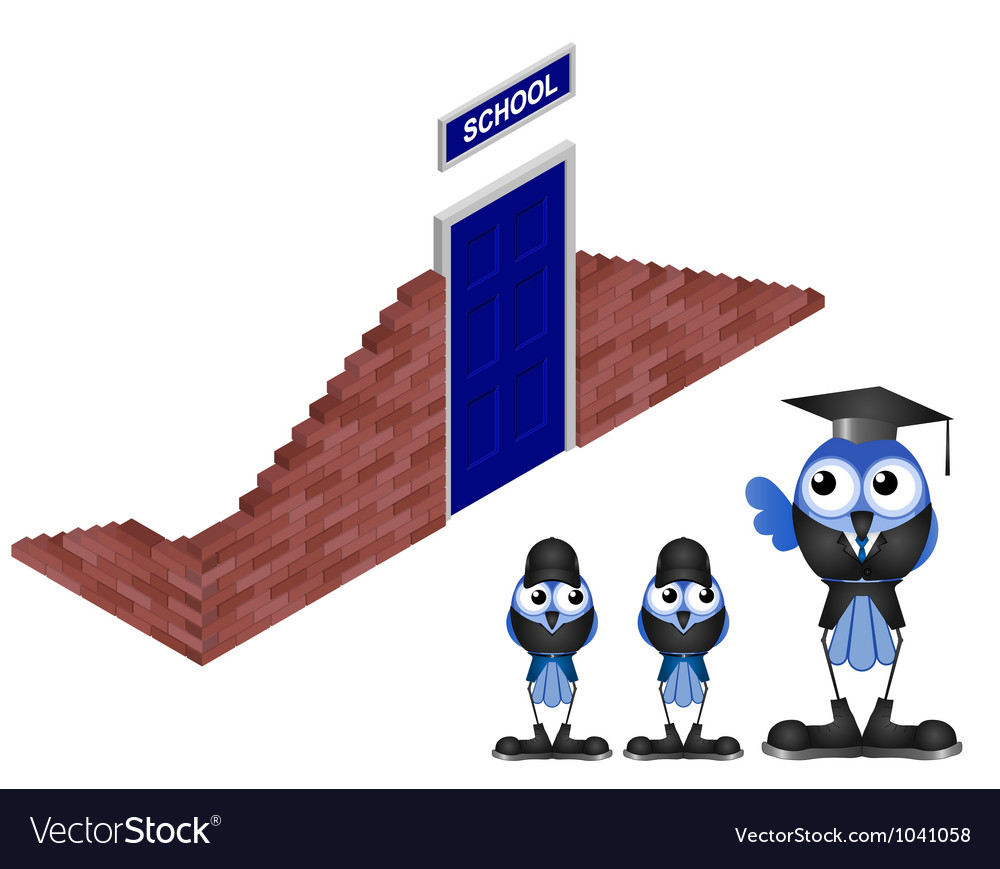 School house vector   Price: 1 Credit (USD $1)