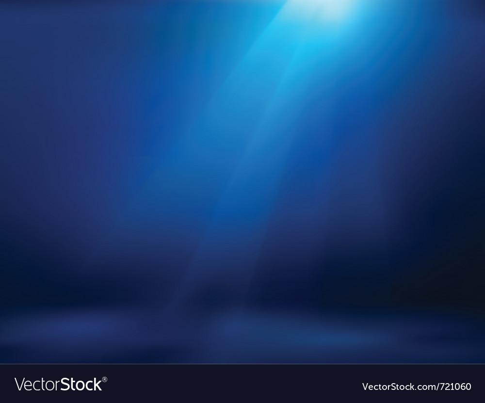 Ocean underwater vector | Price: 1 Credit (USD $1)