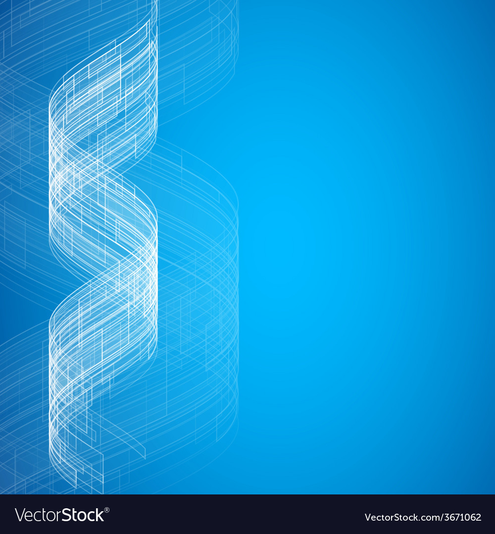 Blue abstract technology vector | Price: 1 Credit (USD $1)