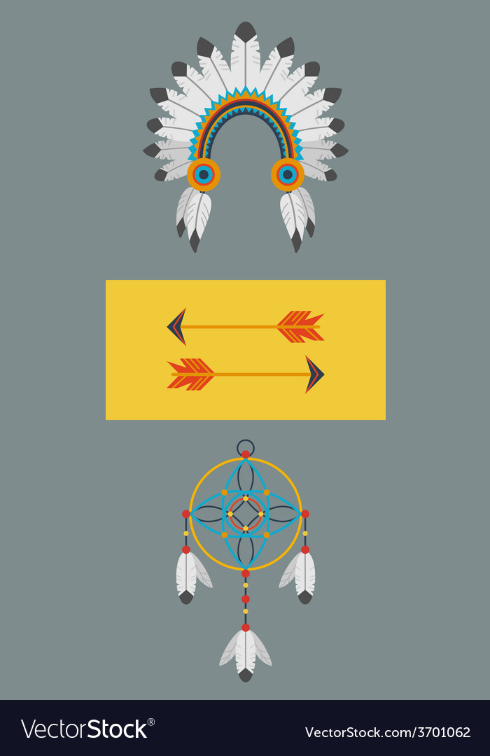 Indian flat vector | Price: 1 Credit (USD $1)