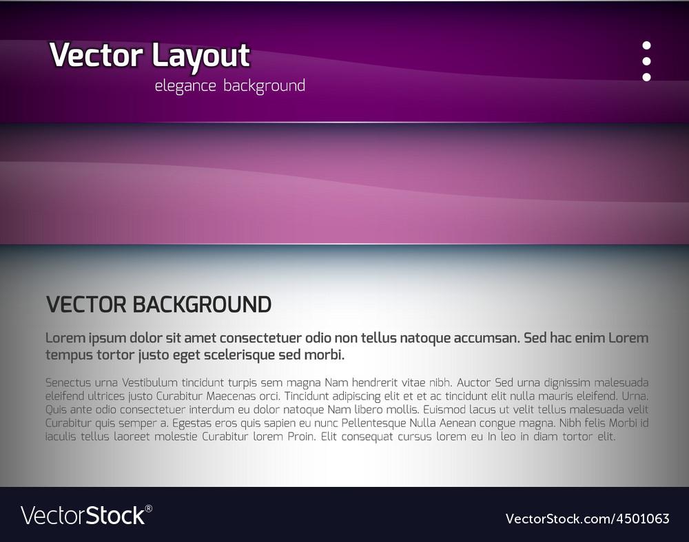 Purple design vector | Price: 1 Credit (USD $1)