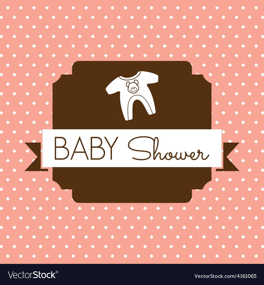 Bebi shower1 resize vector | Price: 1 Credit (USD $1)