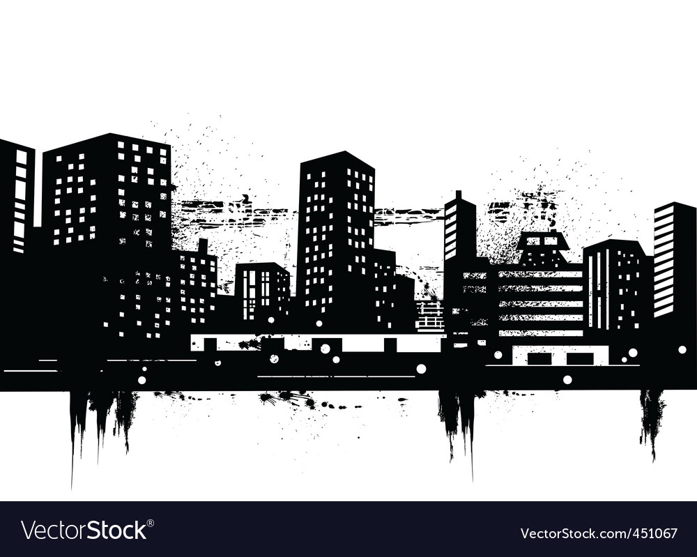 2008714 cityscape vector | Price: 1 Credit (USD $1)