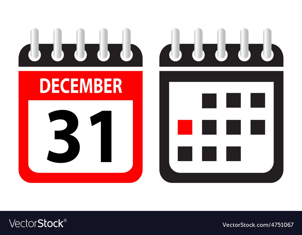 Calendar icon vector   Price: 1 Credit (USD $1)