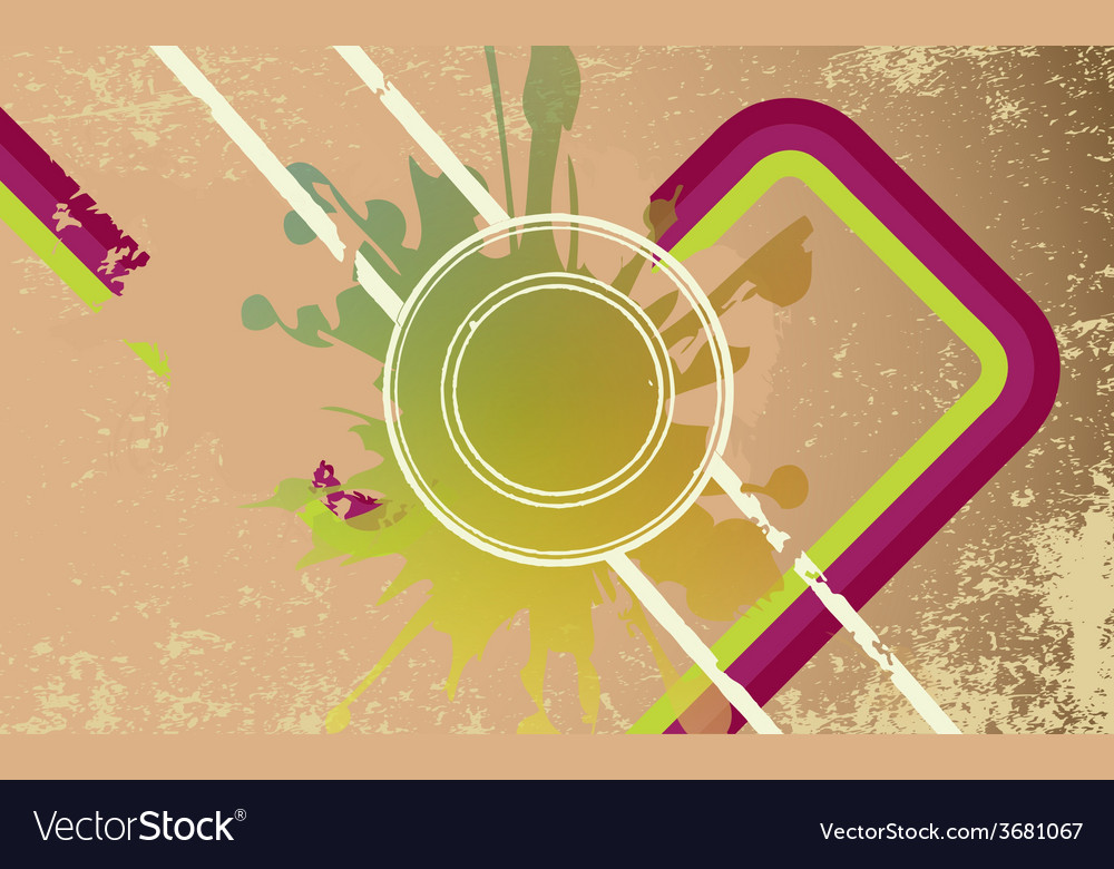 Grunge abstract background vector | Price: 1 Credit (USD $1)