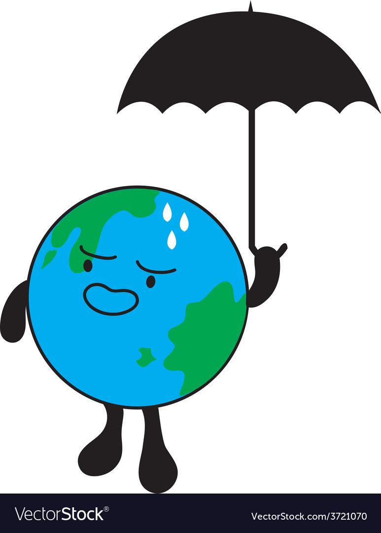 Global warming vector | Price: 1 Credit (USD $1)