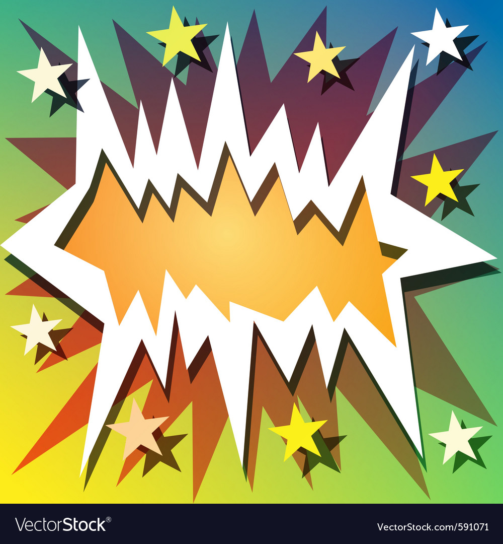Explosion background vector   Price: 1 Credit (USD $1)