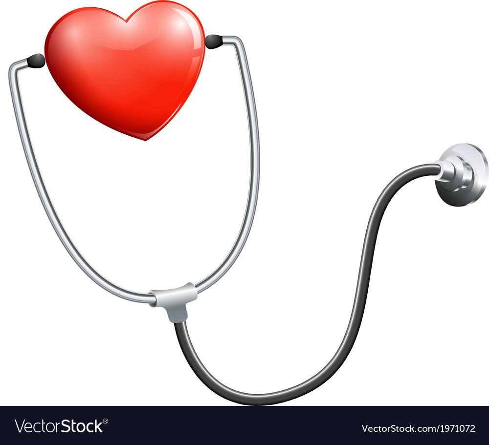 A medical stethoscope vector | Price: 1 Credit (USD $1)