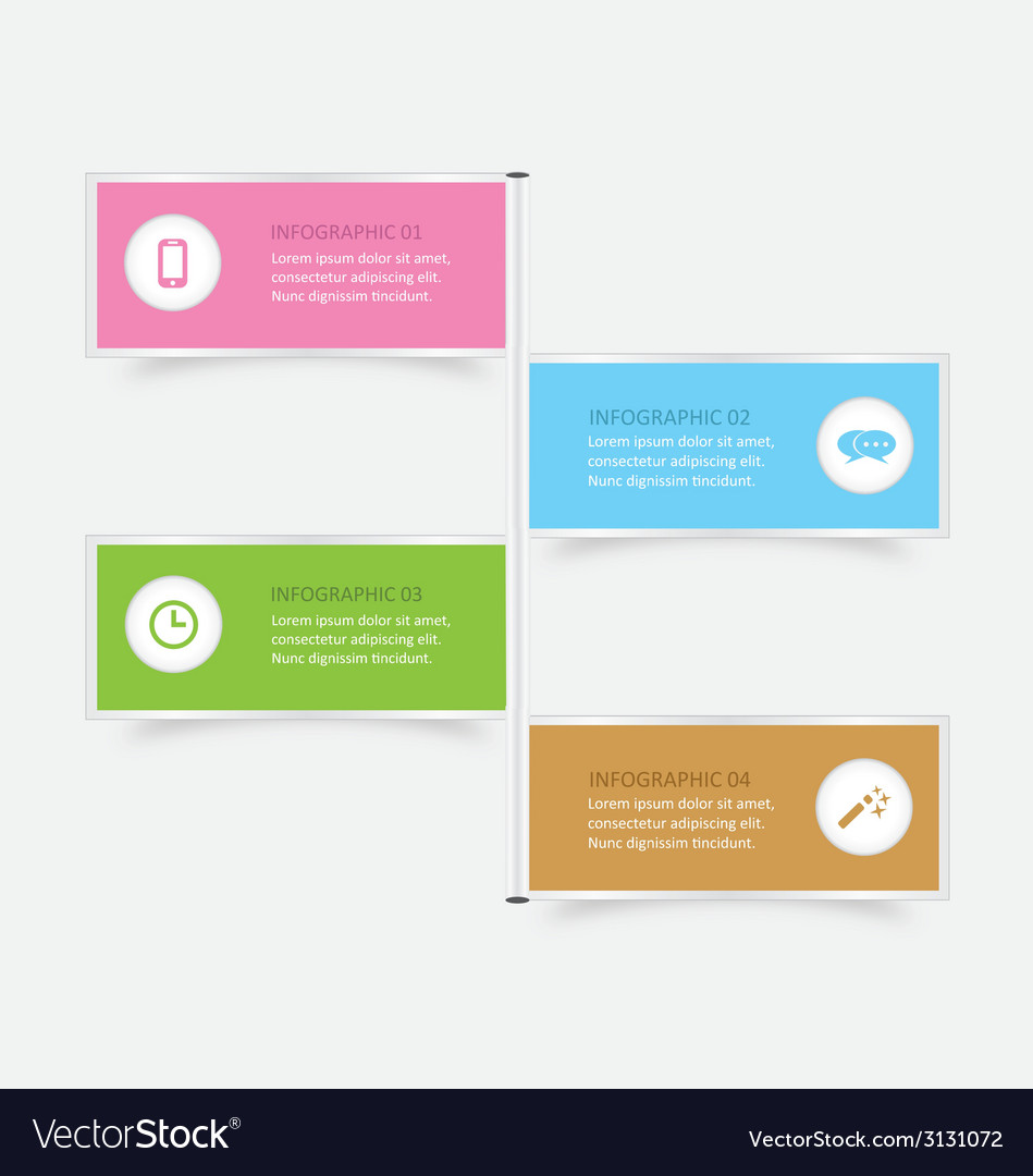 Infographic 55 vector | Price: 1 Credit (USD $1)