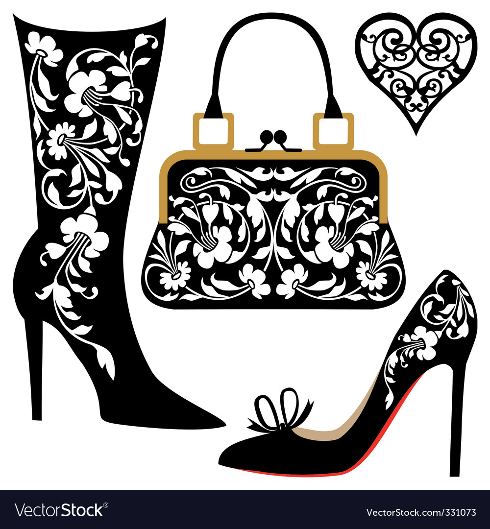 Fashion illustration vector | Price: 1 Credit (USD $1)