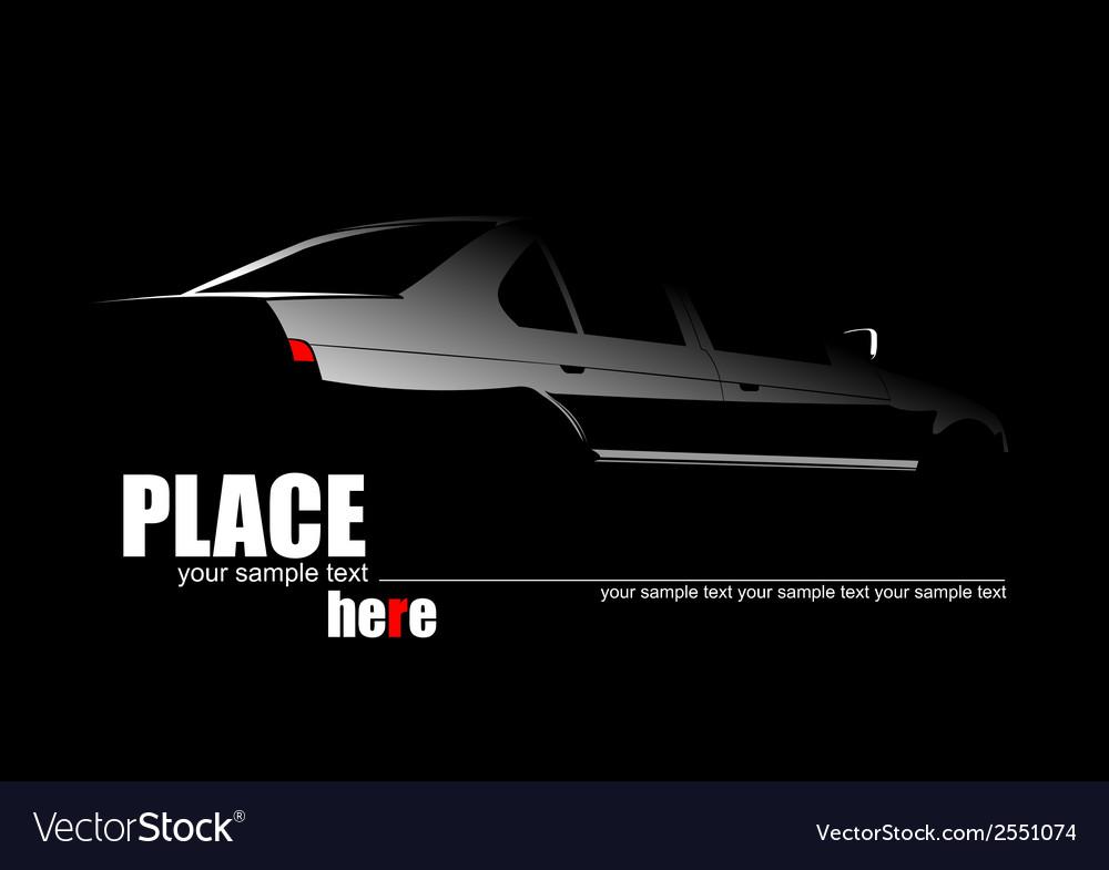 Al 0828 car vector | Price: 1 Credit (USD $1)