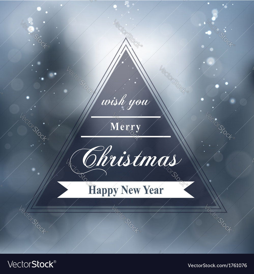 Merry christmas design 2 vector | Price: 1 Credit (USD $1)