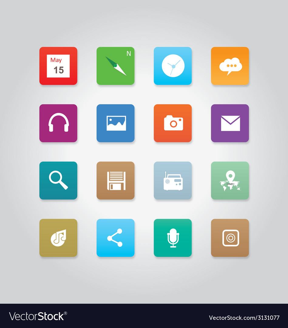 Web icons 46 vector | Price: 1 Credit (USD $1)