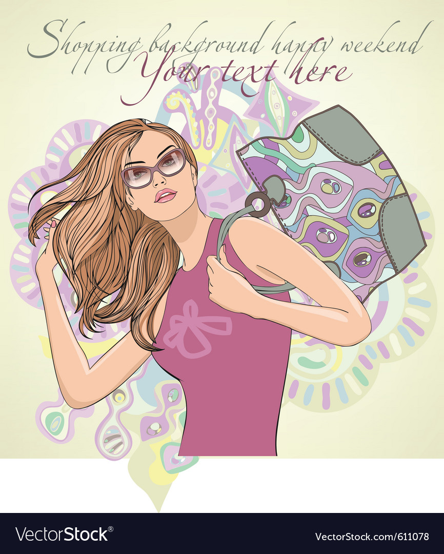 Shopping and fashion vector | Price: 3 Credit (USD $3)