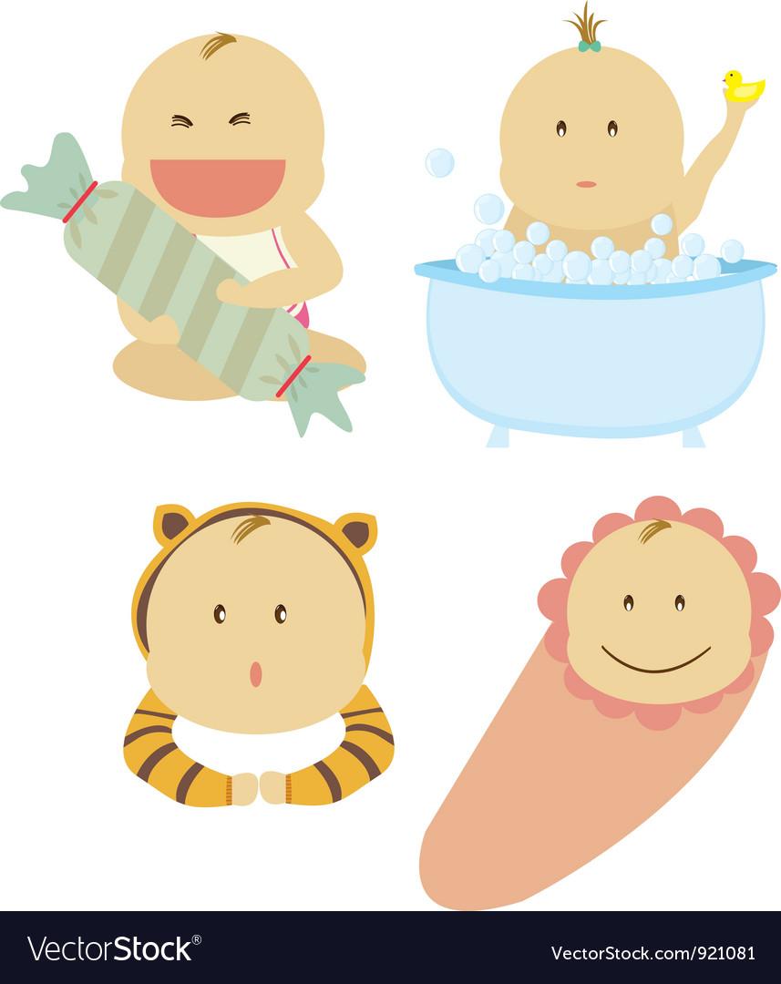 Babies vector   Price: 1 Credit (USD $1)