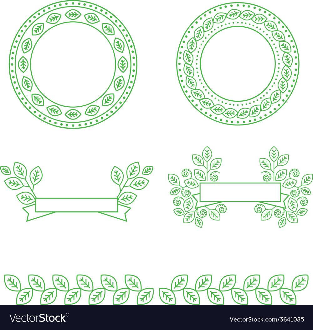 Logo organic 01 vector | Price: 1 Credit (USD $1)
