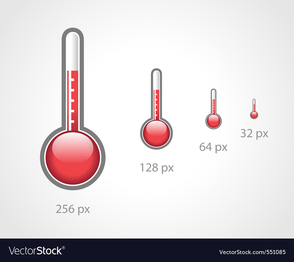 Mometer icon vector | Price: 1 Credit (USD $1)