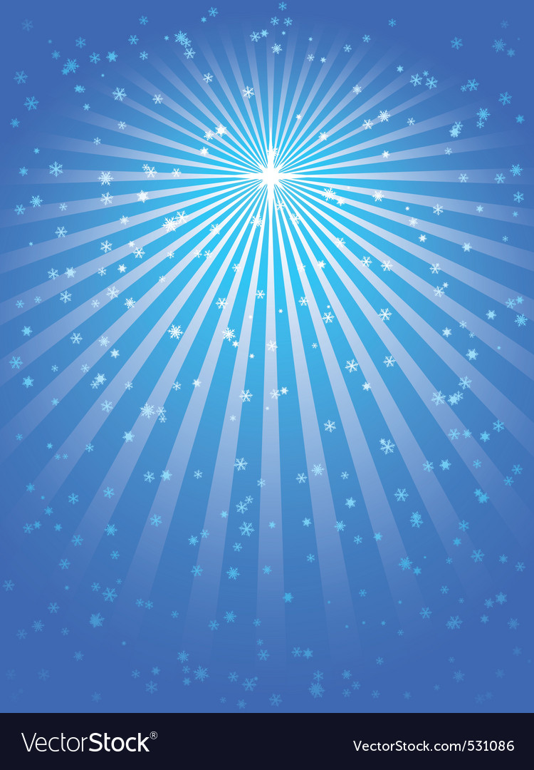 Mas star blue vector background vector | Price: 1 Credit (USD $1)