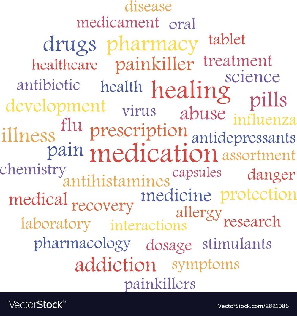 Medication vector | Price: 1 Credit (USD $1)