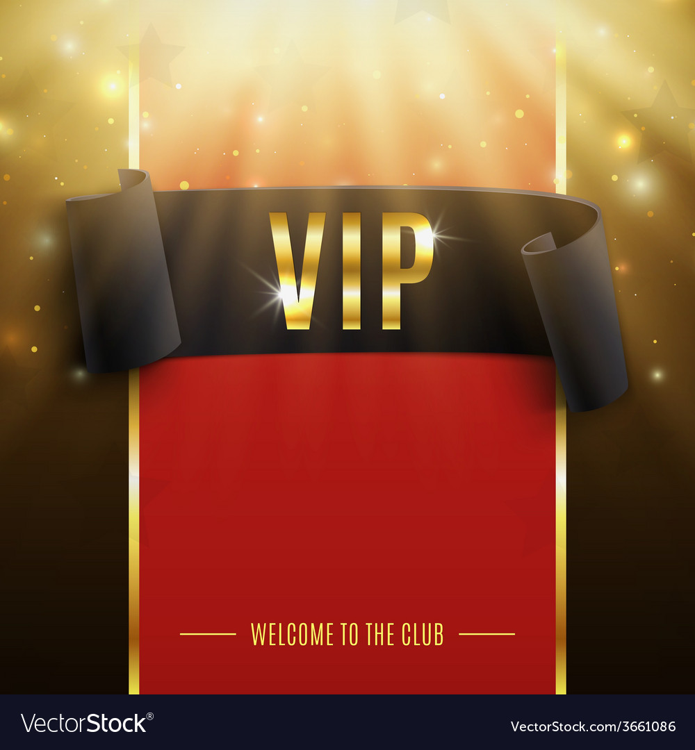 Vip background vector | Price: 3 Credit (USD $3)