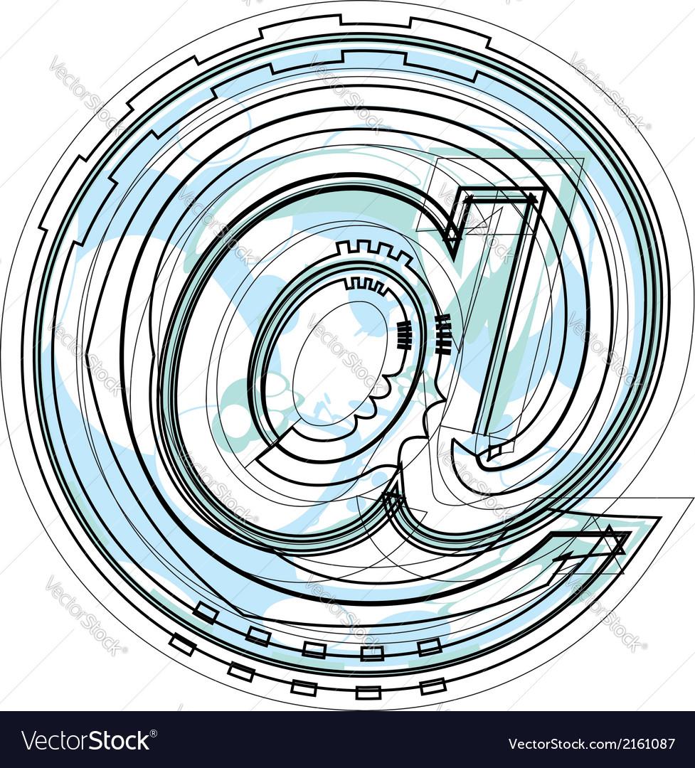 Font symbol vector   Price: 1 Credit (USD $1)
