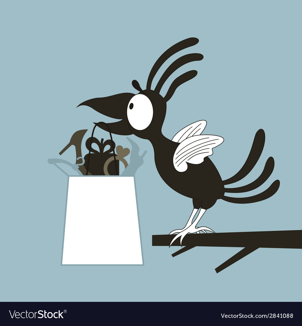 Animation a bird vector | Price: 1 Credit (USD $1)