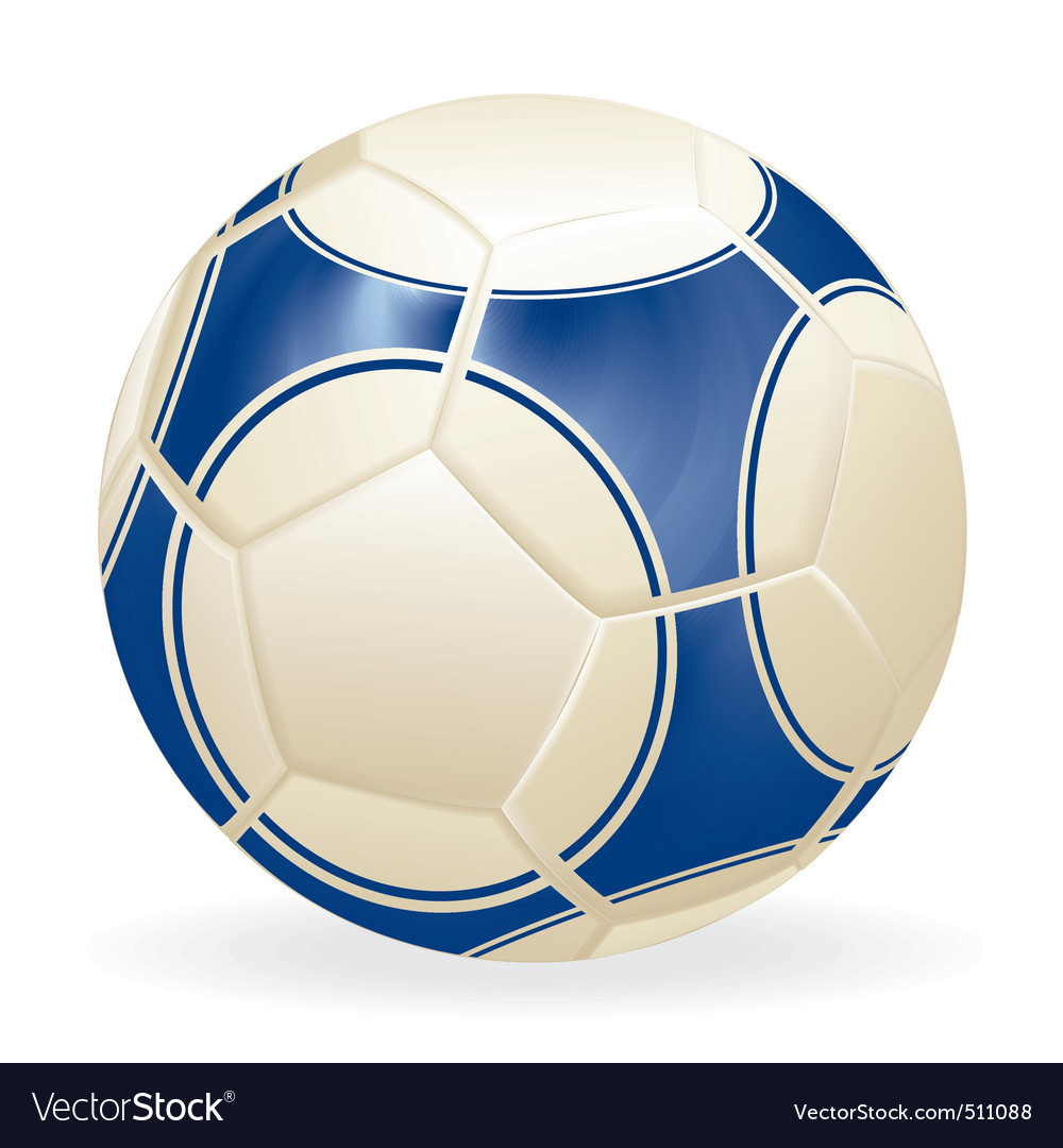 Ball soccer vector | Price: 1 Credit (USD $1)