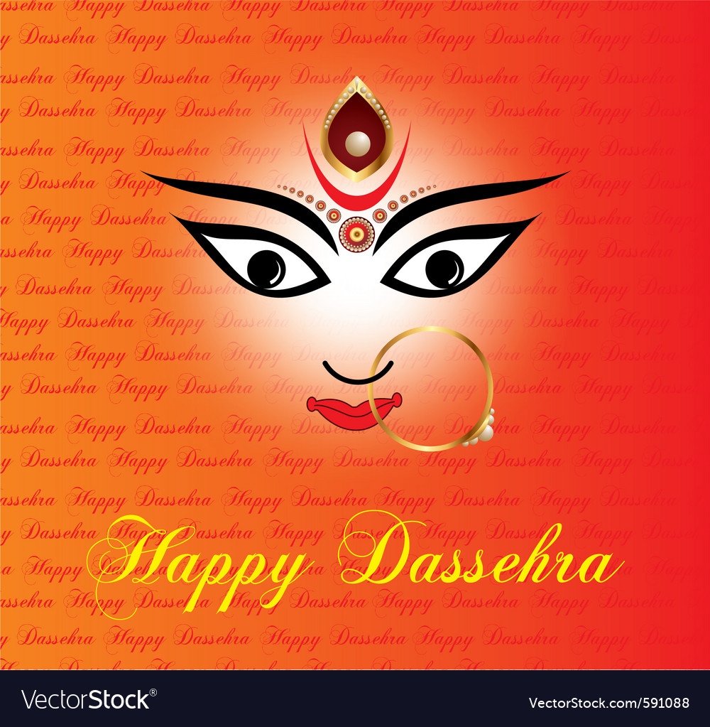 Dassehra vector | Price: 1 Credit (USD $1)