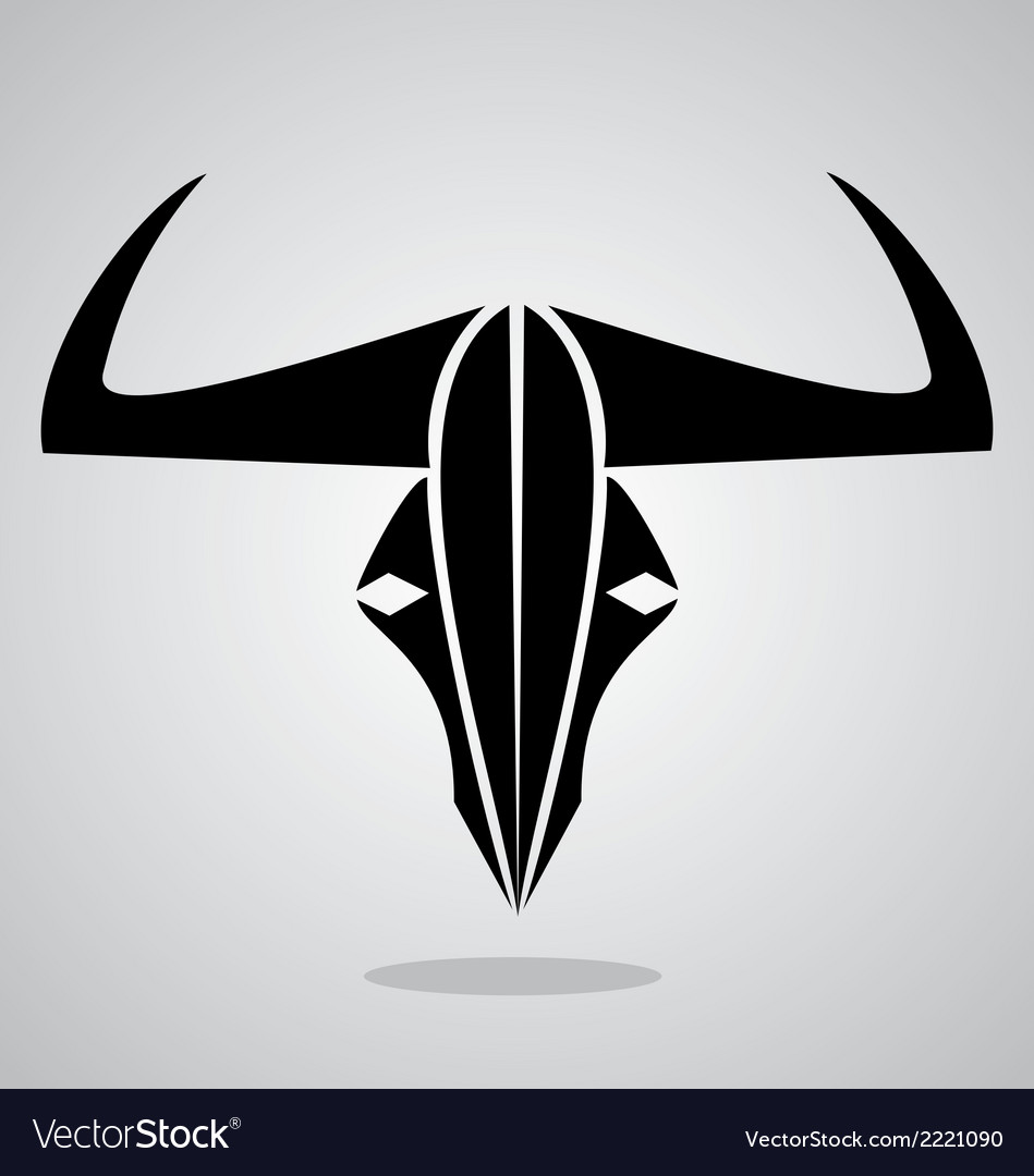 Taurus sign vector | Price: 1 Credit (USD $1)