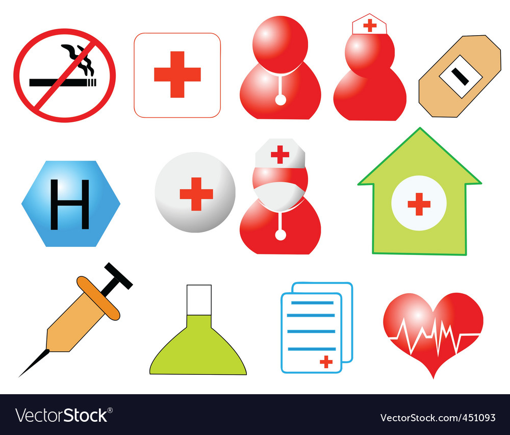 Healthcare design vector | Price: 1 Credit (USD $1)