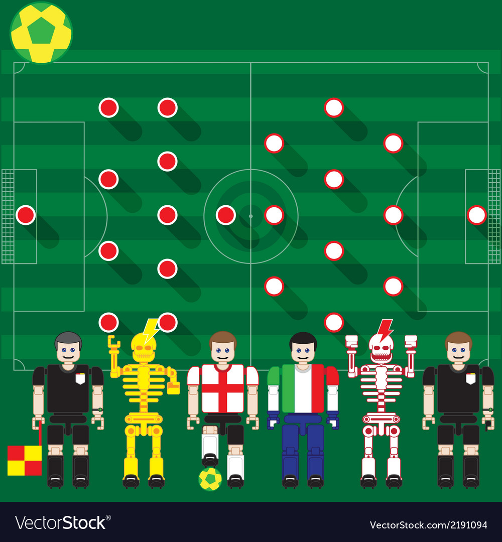 England vs italy vector | Price: 1 Credit (USD $1)