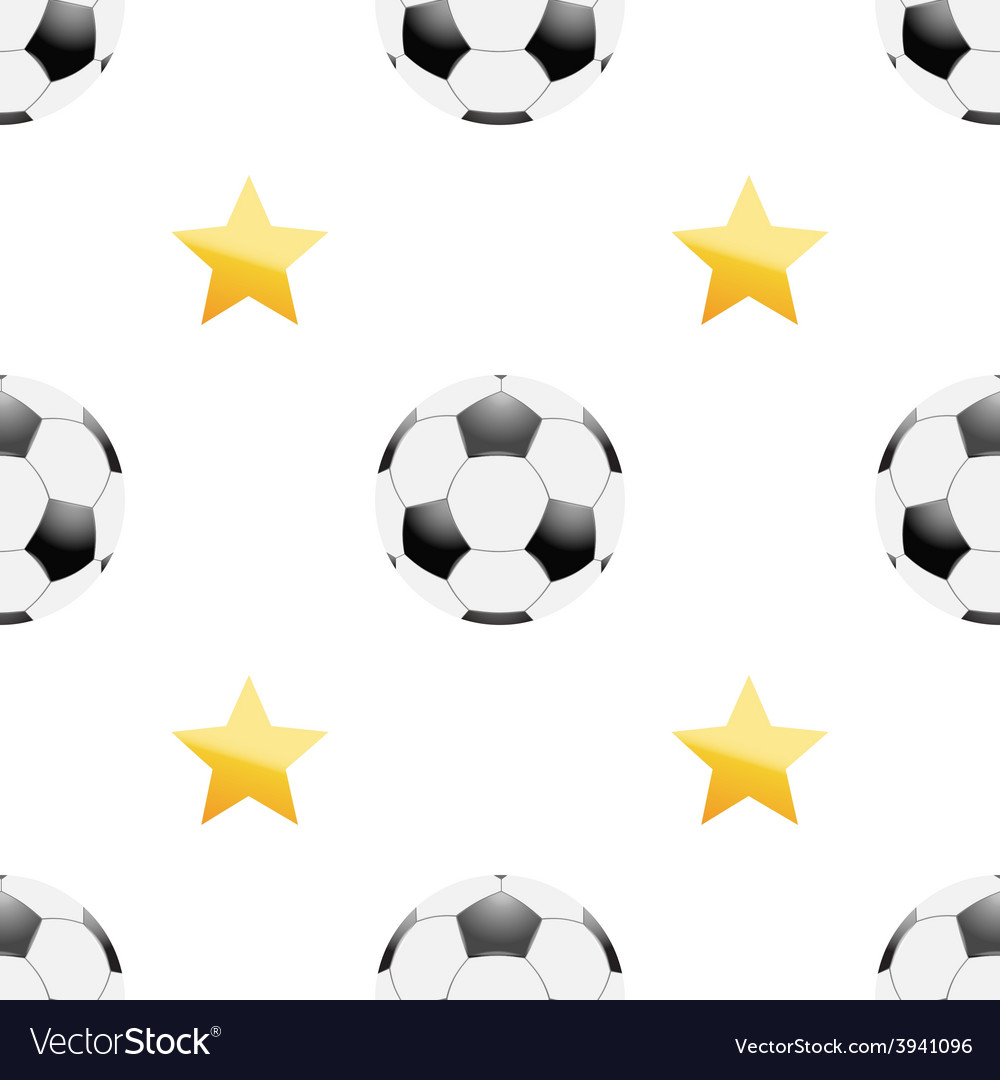 Universal football seamless patterns tiling vector   Price: 1 Credit (USD $1)