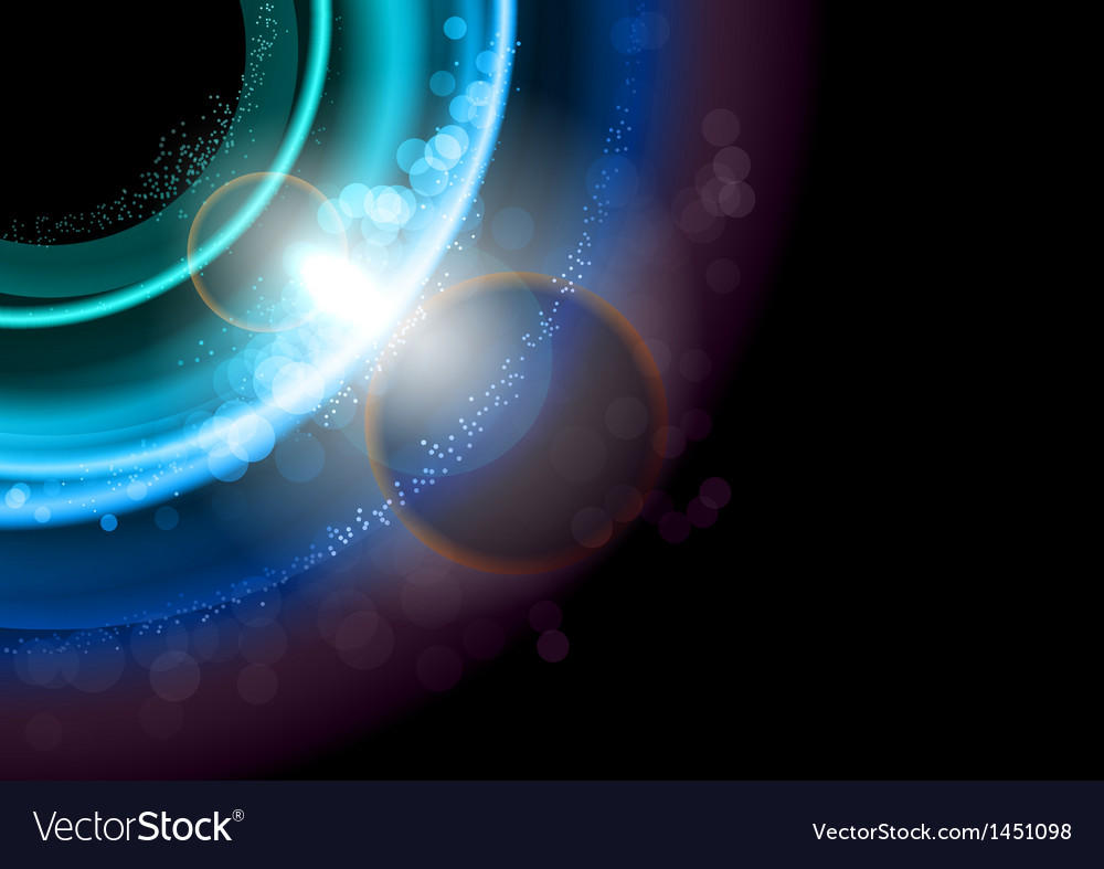 Background blue dark vector | Price: 1 Credit (USD $1)