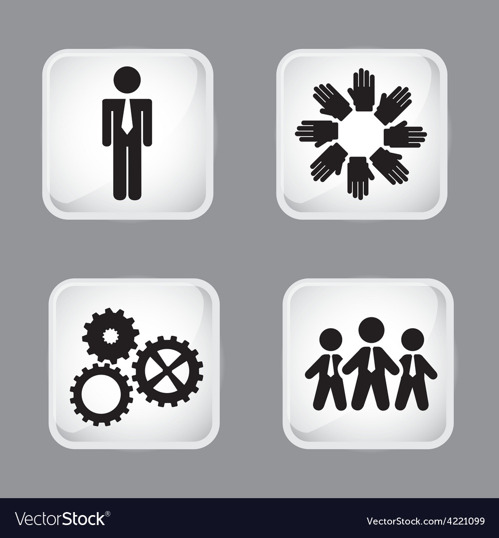 Teamwork people vector   Price: 1 Credit (USD $1)