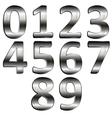 Iron digit vector
