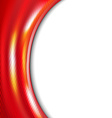 Red colorful background vector