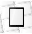 Tablet computers vector