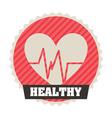 Cardio design vector