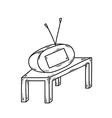 Sketch of the small tv vector
