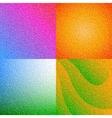 Seamless grain texture vector