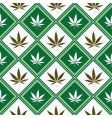 Cannabis seamless texture vector