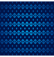 Blue modern classic design pattern vector