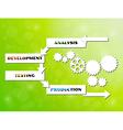 Development cycle vector
