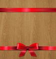 Christmas wood texture vector