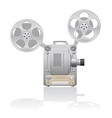 Cinema projector 01 vector