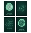 With butterflys and flowers symbols vector