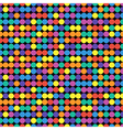 Bright colorful seamless pattern vector