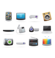 Icons for devices vector